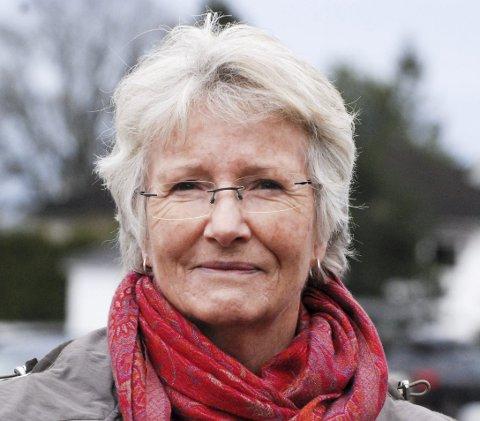 Lise B. Sandereid forlater paradisøya si til høsten.