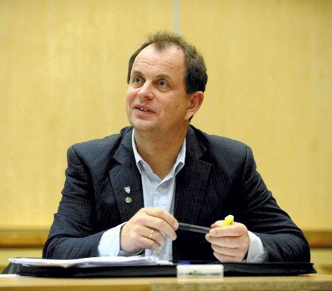 Bjarne Sommerstad har blitt truet flere ganger på grunn av sin rolle i politikken.