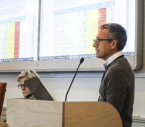 KUTT: Tinn-rådmann Rune Engehult må kutte 20 millioner kroner - og forslår å legge ned to skoler og en barnehage - samt å avvikle kommunal driftsstøtte til Norsk Industriarbeidermuseum.
