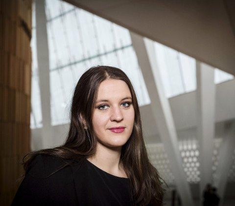 VERDENSSTJERNE: Lise Davidsen gleder seg til å være en del av Metropolitan-operaens livestrømmede konsertserie.