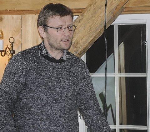 Nåværende skogbrukssjef i Vegårshei og Tvedestrand, Helge Sines, har fått ny jpbb. Han blir skogbruksrådgiver i Åmli i begynnelsen av mai. Arkivfoto