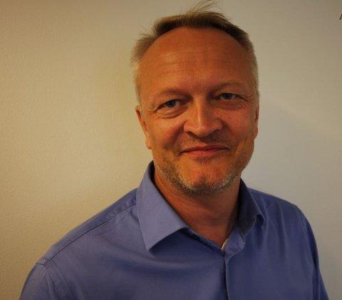 Har fått tilbod: Haakon Boie Ludvigsen har fått tilbod om å ta på seg rådmannsjobben i Sør-Aurdal kommune