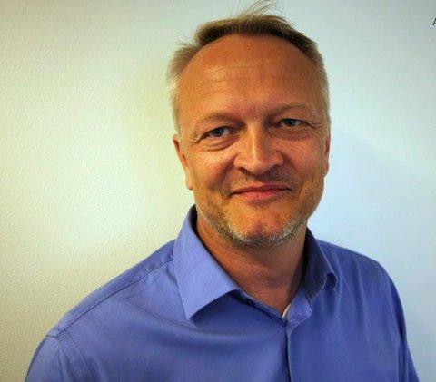 BLIR ENDRING: Rådmann Haakon Boie Ludvigsen  opplyser at det etter omtale av denne saka blir endring i kommunens innkallings- og arkiveringssystem.
