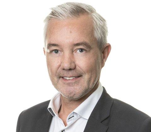 49 år gamle Are Vinsnes fra Trondheim var administrerende direktør i Fram Web.