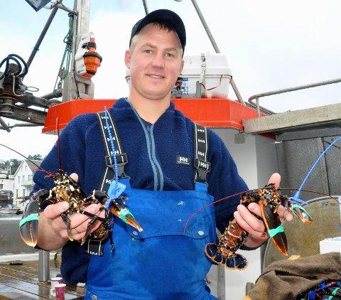 Hidra-fiskeren Alf Erik Ulland er konstituert leder i Fiskerlaget Sør.