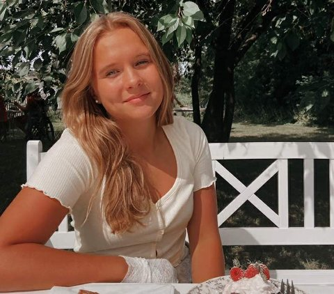 BANDASJERT: For Amalie Rød kom ulykken på verst tenkelig tidspunkt - morgen før kamp i ny klubb.