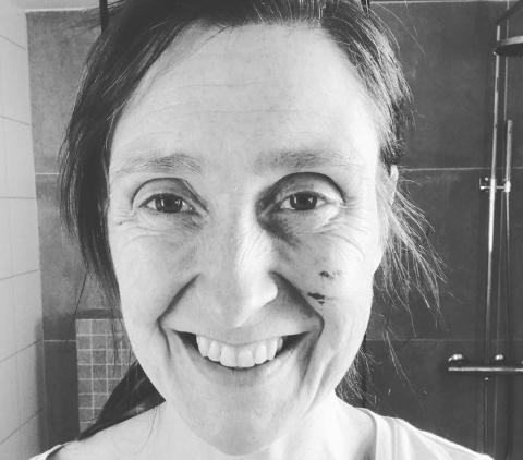 TYDELIG STEMME: Mette Nordeng-Lyberg snakker åpent om hvordan det var å gå gjennom en senabort, og hvorfor abortnemndene nå bør fjernes.