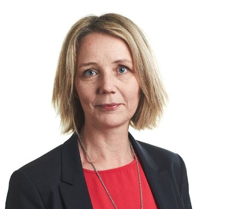 STYRELEDER: Lisbet Kallevik.