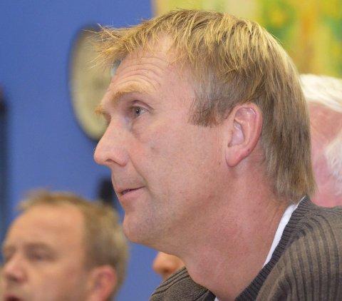 Ja: Knut Jarle Sørdalen (Sp) stemte for.