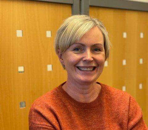 NY DAGLEG LEIAR: Janne Hjelmeland er ny dagleg leiar for Rosendal utvikling.