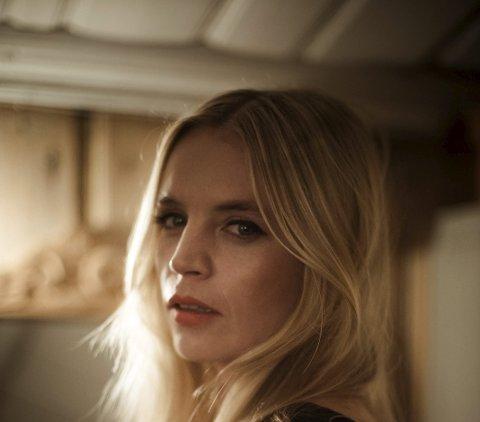 Popartist som kommer: Ingrid Olava.