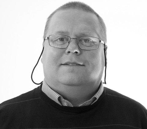 IKKE BEKYMRET: Torstein Siegel er daglig leder for UKM nasjonalt og er ikke bekymret for UKMs fremtid.