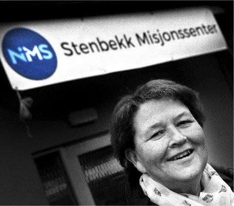 STENBEKK:  De mange leirene på Stenbekk var avgjørende for  yrkesvalget til Unni Holm Olsen.