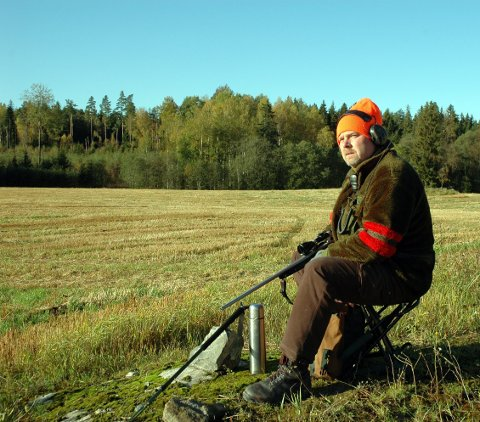 Beholder tradisjonen: – Vi starter jakta som tidligere, den 5. oktober, sier leder for Hobøl elgvald Kjetil Krogh. Arkivfoto