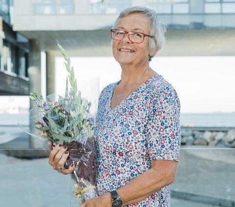 LETTARE LIV: På eit drygt år har Rønnaug Jansen frå Lærdal blitt 46 kilo lettare. (Foto: Ida Marie Skeide)