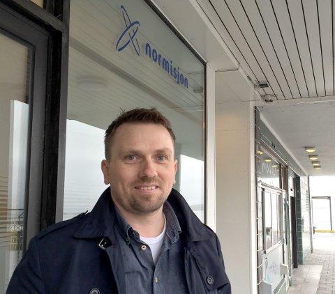 Torgeir Frøvik Frøsøye er regionleder for Normisjon Møre med kontor i Molde.