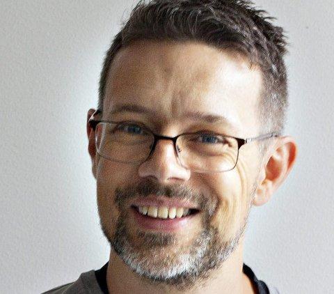 Lars Mæhle kommer med den åttende boka i en krimserie for barn like før påske.