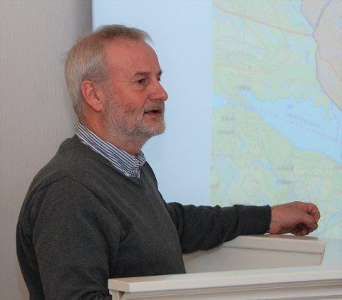 MEINER HAN FEILAKTIG VART KJEND INHABIL: Kommunestyrerepresentant Lars Kvissel (Sp), også leiar i Fjellstyret.