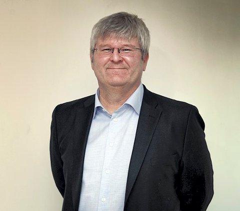 BRÅ AVGANG ETTER SYV MÅNEDER: Tirsdag forlot Berge-Andreas Steinsvåg stillingen som toppsjef for 1.100 Signo-ansatte.
