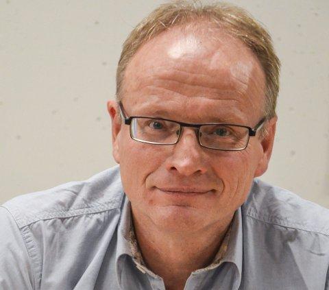 Ap-topp: Arne Horten er Os Arbeiderparti sin ordførerkandidat til valget neste høst. Arkivfoto: Guri Jortveit