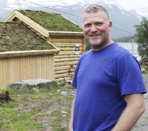VITE MER: Vi må få vite mer hva en eventuell endring til nasjonalpark vil innebære i praksis, sier Eystein Opdøl, grunneier i Innerdalen.Arkiv