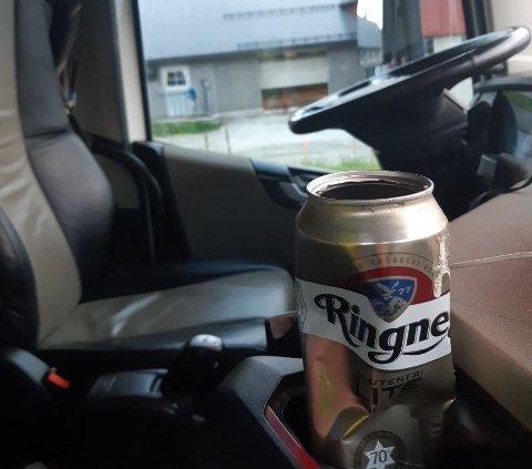 Dette møtte politiet i Trøndelag da de stanset det vinglete vogntoget. Sjåføren kom seg aldri til Bodø.