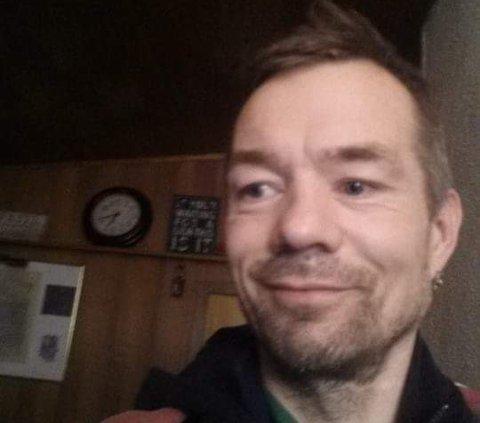 Politiet etterlyser denne mannen, som er meldt savnet av sine pårørende.