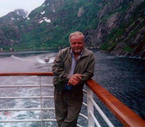 Leif-Martin Iversen (72) håper at han kan finne flere av sine slektninger fra Nordkapp kommune.