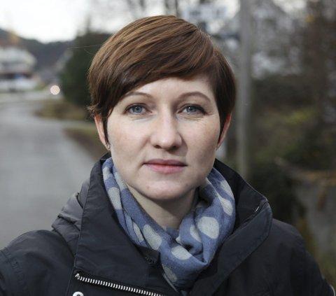 SEMJE: Gruppeleiar Hanne Husebø Kristensen (H) meiner politikarane no må bli samde om framtida til sjukehuseigedommen.