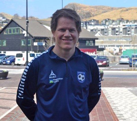 Kjetil Nedrebø svikter aldri Gjesdal FK. Spillerkarrieren går mot slutten, men rollen som styreleder tar han med glede.