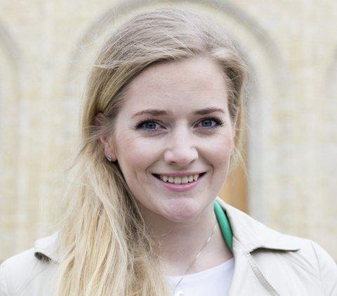 STØTTE: Ulvedebatten handler om livskvalitet og artsmangfold som ødelegges på grunn av ulven, sier Emilie Enger Mehl.