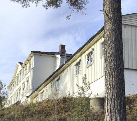OMSORGSTILBUD: Etter 100 års institusjonsdrift ved Syningom vil Oslo kommune legge ned tilbudet. FOTO: SIGMUND FOSSEN