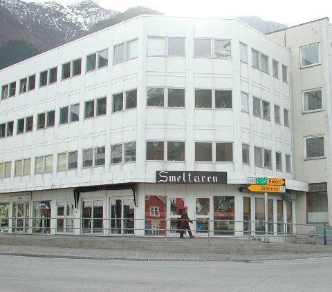 Minner: Smeltaren Pub. Bildet er tatt i 2002.
