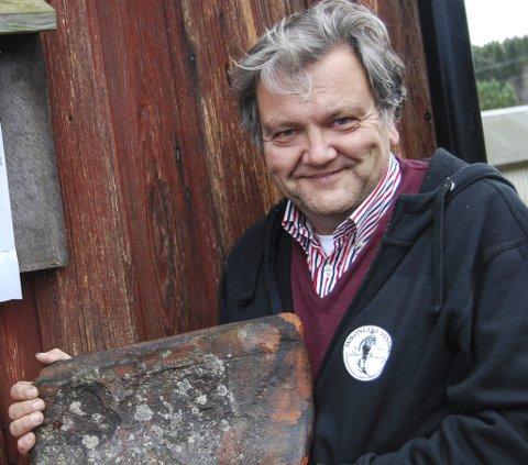 GJEST: Knut Olaf Kals vil fortelle både om Thorleif Haug og Haugstua når han gjester Lier Pensjonistforening 30. august.