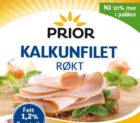 TREKKES: Nortura trekker dette produktet tilbake fra markedet, på grunn av spor av egg som kan gi allergiske reaksjoner.