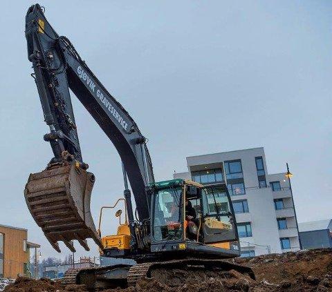 Eiendomsmegler Camilla Hveem mener Gjøvik trenger bygging av flere nye boliger.