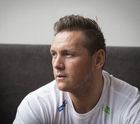FINALEKLAR: Joakim Hykkerud og hans AEK Athen er klare for finale i EHF-cup hvor svenske Ystads IF venter.