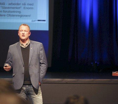 Endrer ingenting: – Filmplanene til Wirkola endrer ingenting på våre, forteller Tom Vidar Karlsen. produsent i Storyline NOR.