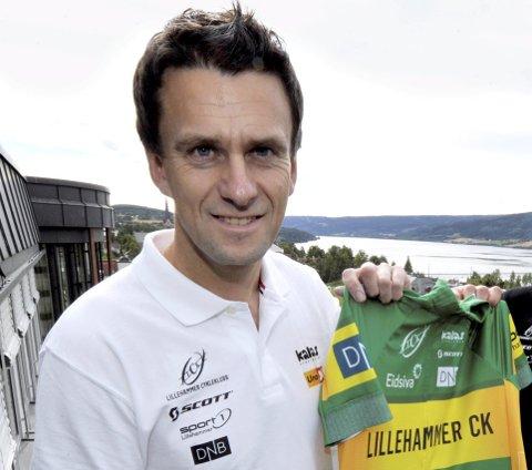 UTBYTTE: Daglig leder, Erling Høyem og Lillehammer CK, kunne glede seg over større utbytte fra Birken enn forventet.