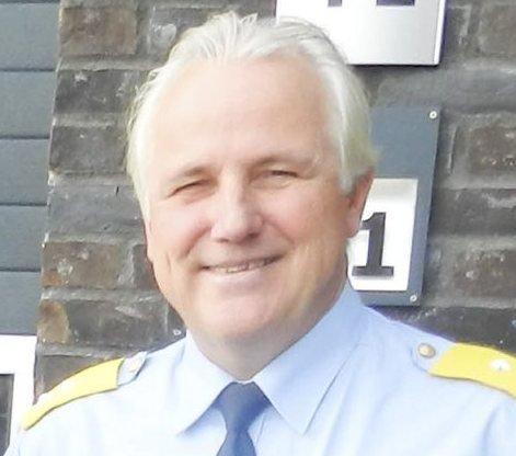 APPLAUDERER: Fengselsdirektør Are Høidal vil applaudere en utvidelse av halden fengsel.