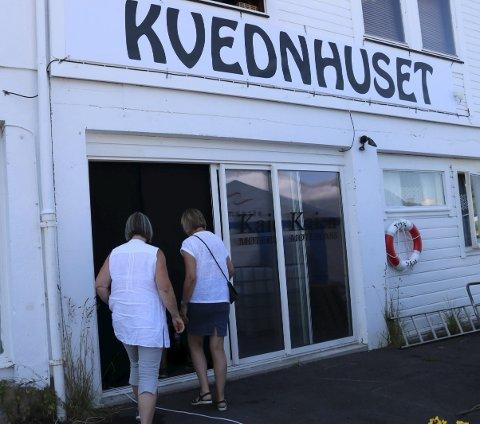 Ny samlingsstad: Grimo har fått endå ein ny samlingsstad med Kvednhuet pub.