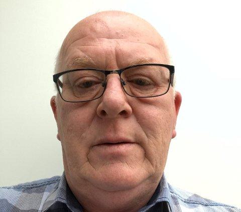 FRYKTER KOLLAPS: Magne Urrang lever av å selge medisinsk utstyr, men får verken kontakt med kunder eller Nordlo.