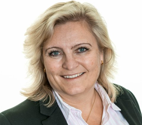 TRENGER KAPITAL: Generalsekretær i Norsk bergindustri, Anita Helene Hall, håper myndighetene kan bidra med øremerkede midler til prosjekter som Nussir i Finnmark.