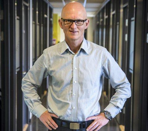 GODT BETALT: Gründer Lars Tallhaug og de andre eierne fikk godt betalt da de ble kjøpt opp i fjor.