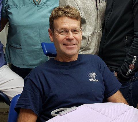 For tannlege Stein Alsos er det på tide at det blir gjort en oppgradering av Storgata.