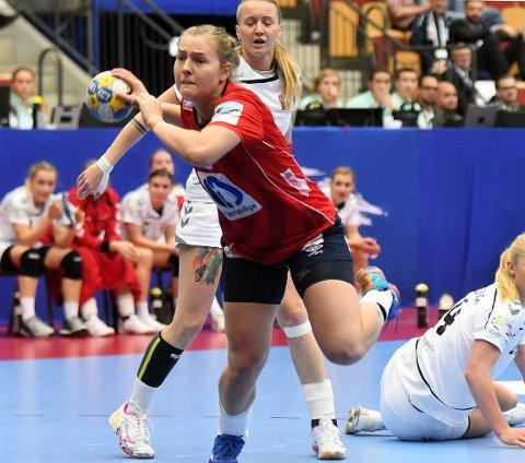 FIRE STRAKE MESTERSKAP: Vilde Mortensen Ingstad kan nå begynne å forberede seg mot sitt fjerde mesterskap.