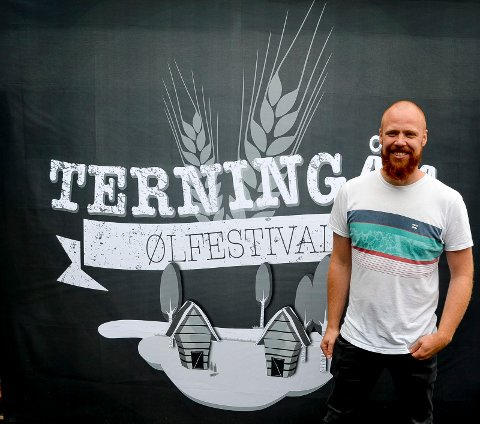 VAR ARRANGØR: David Basteskår arrangerte Terningåa Ølfestival i Elverum fram til 2019.