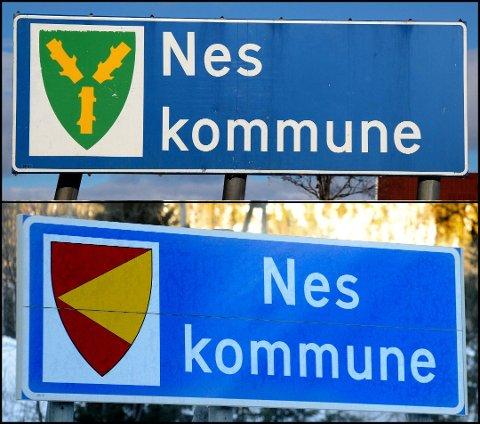 NES OG NES: Nes i Akershus (øverst) og Nes i Buskerud. Foto: Per Stokkebryn (Romerikes Blad) og Magnus Lindahl (Hallingdølen)