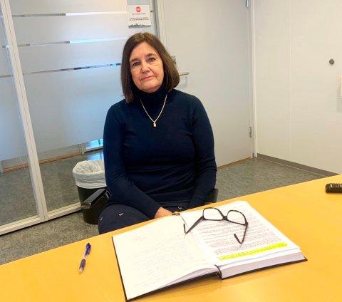 UTFORDRENDE: Kommunalsjef for oppvekst i Skien kommune, Grete Gjelten, får jevnlig informasjon fra skolene, ofte ved rektorene, og det er flere negative utviklingstrekk å spore.