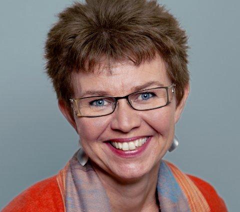 Kathrine Kleveland, leder i Nei til EU.